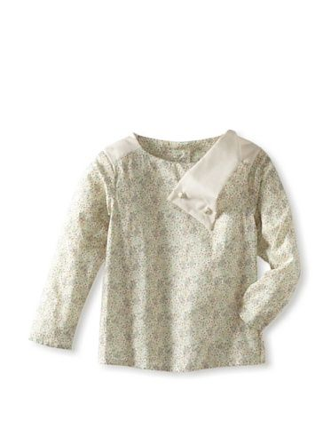 CP! Girl's Twist Blouse (Darcie)