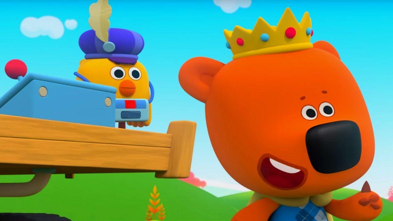Ми-ми-мишки мультфильм смотреть онлайн 2017 - Войти в роль - Новые российские мультфильмы для  для детей...
