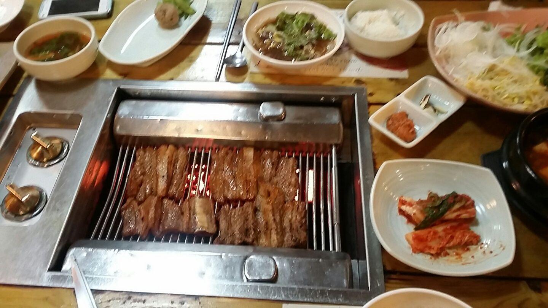 141025 돼지갈비 맛조은 # Daegu, Suseong-gu, Beomeo-dong