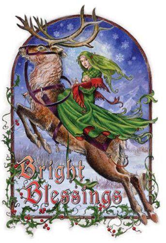 Briar Bright Blessings Midwinter Card