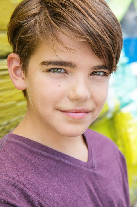 KIDS - Location - Headshot Photography by Brandon