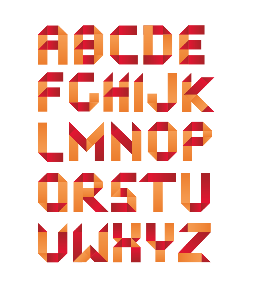 My Alphabet Typography Design Typography Letters And Numbers