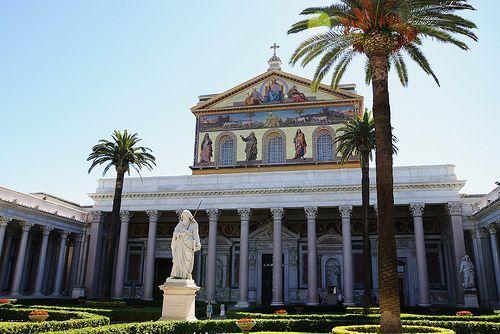 Basilica di S. Paolo fuori le mura