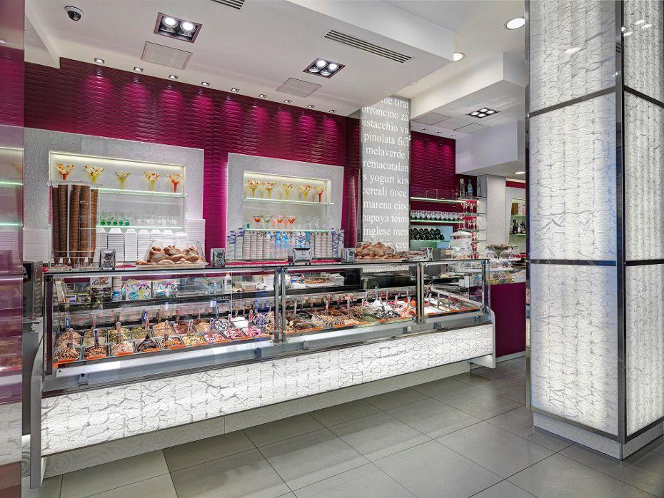 Bricabrac arredamento ~ Realizzazioni isa arredamento bar gelaterie pasticcerie
