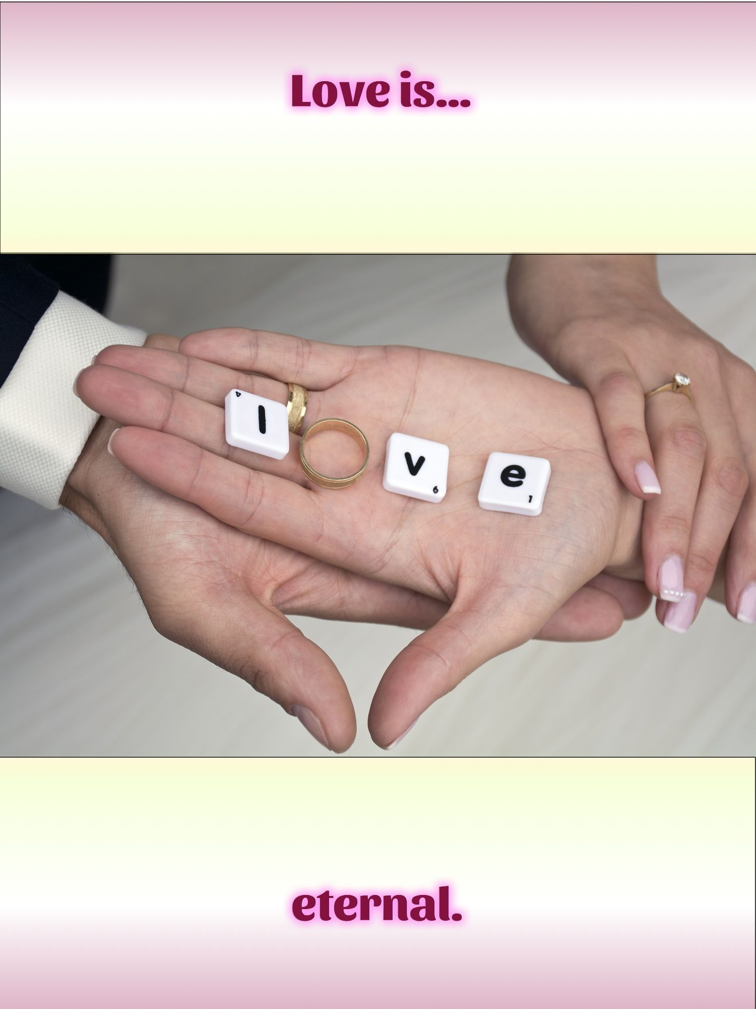 Find the Love of Your Life... the delightful easy way. | Wedding