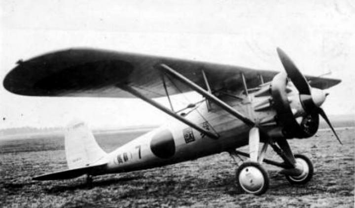 九一式戦闘機