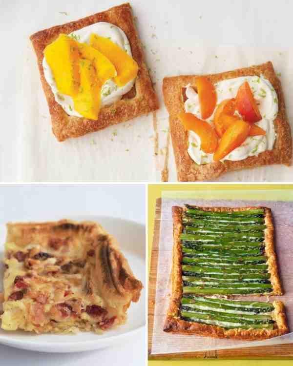 Food Processor Quick Puff Pastry | Recipe | Food recipes ...