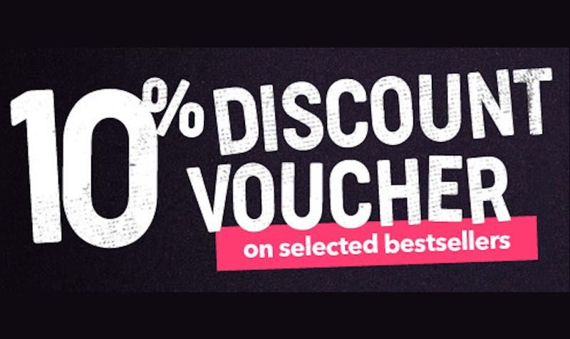10 Off Voucher Code At The Book Depository With Images