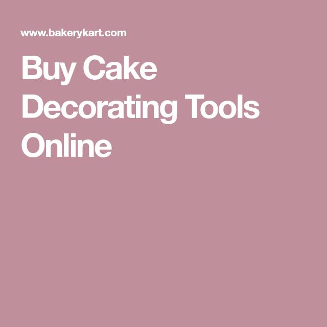 Buy Cake Decorating Tools Online | Lust list | Pinterest | Buy cake ...