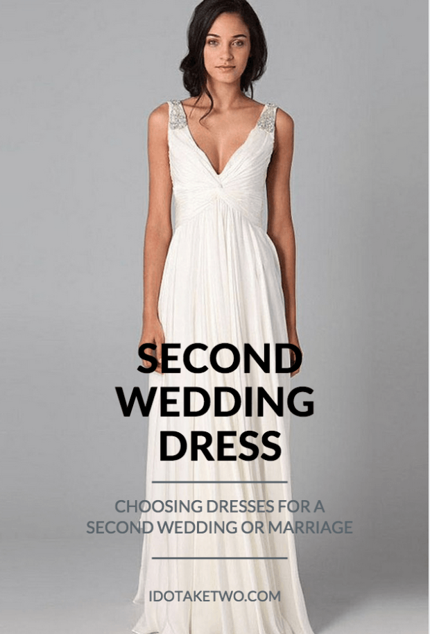 Choosing Dresses For A Second Wedding Wedding Dresses Second