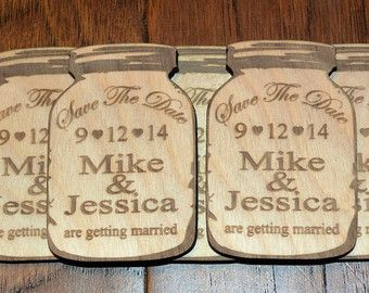 wedding save the date magnets personalized by urbanfarmhousetampa - Magnet Wedding Invitations