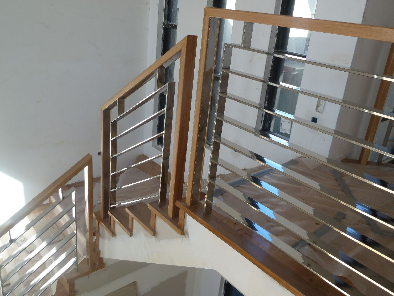 Stainless Steel Banister 28 Images Stair Railing In
