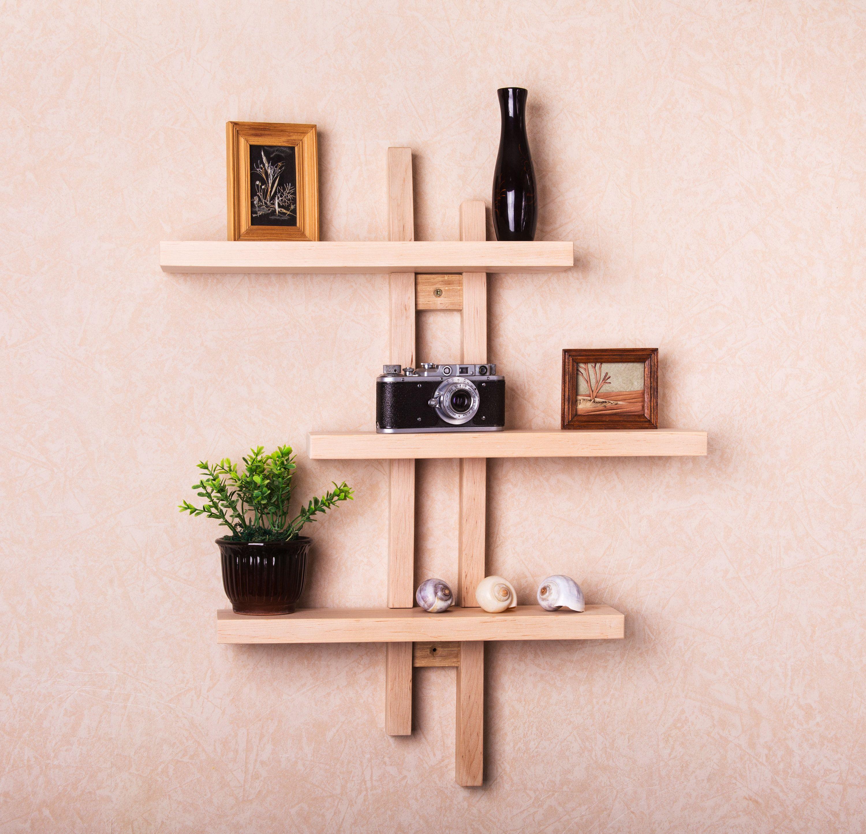 Wall Shelf Wood Shelf Floating Wall Shelf Rustic Shelf Etsy In 2020 Wall Shelves Bathroom Wall Shelves Wood Shelves