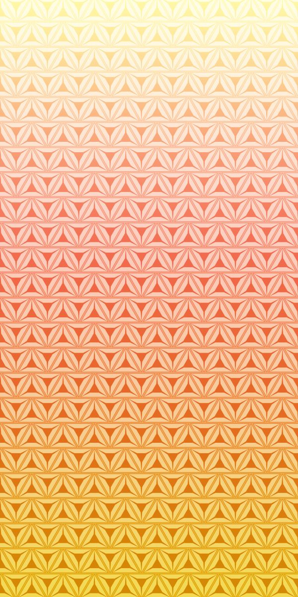Pattern Geometric by Maryane Vioto Silva, via Behance