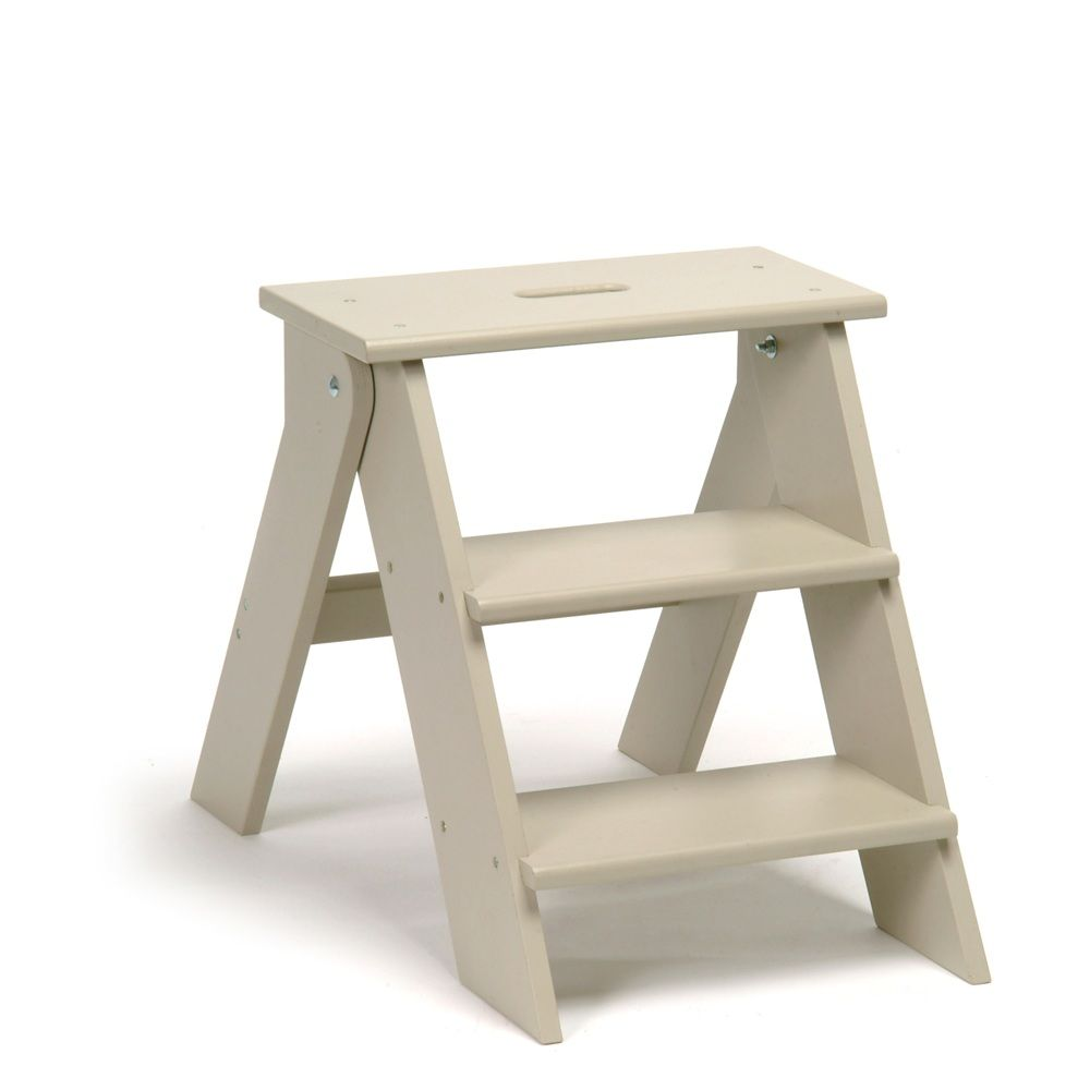 WOODEN STEP STOOL in Clay by Garden Trading  sc 1 st  Pinterest & WOODEN STEP STOOL in Clay by Garden Trading | Diy | Pinterest ... islam-shia.org
