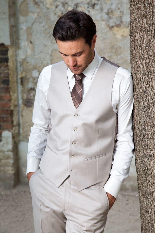 costume ville avec gilet beige clair costume mariage homme pinterest costume mariage. Black Bedroom Furniture Sets. Home Design Ideas