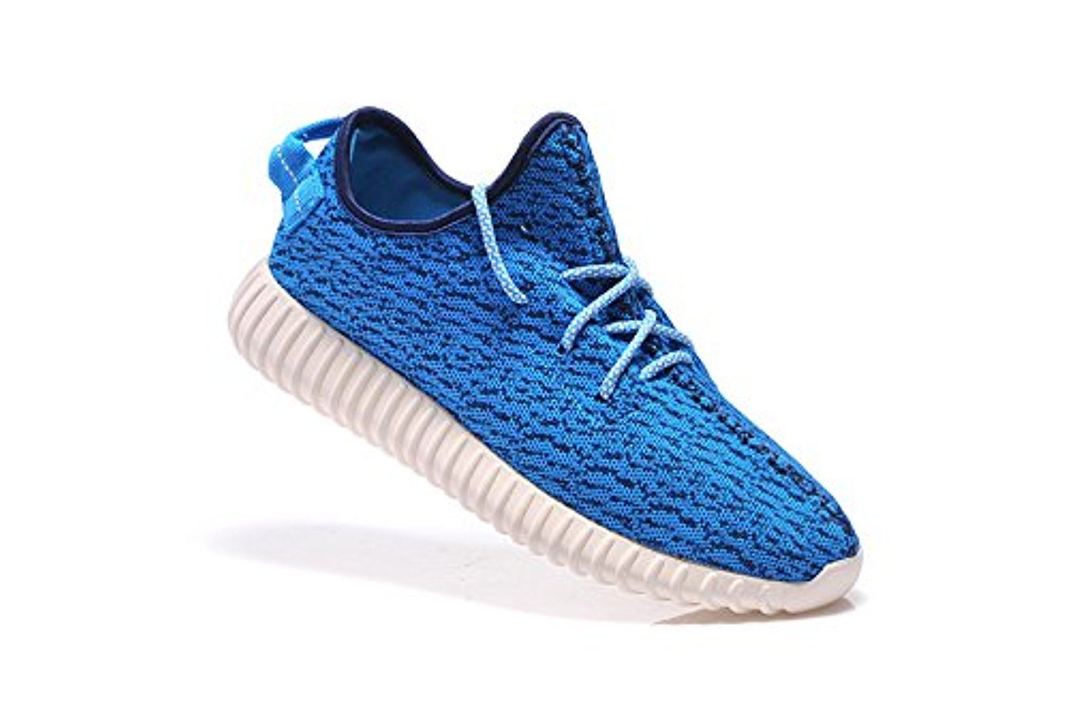 Adidas coconut 350 Kanye woven and blue shoes for men and women 7us --  Awesome