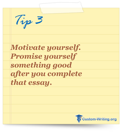 yourself essay writing