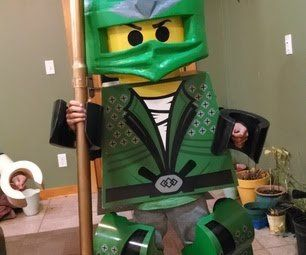Lego Harry Potter u0026 Green Ninjago Youth Costumes & Lego Harry Potter u0026 Green Ninjago Youth Costumes | Halloween 2017 ...