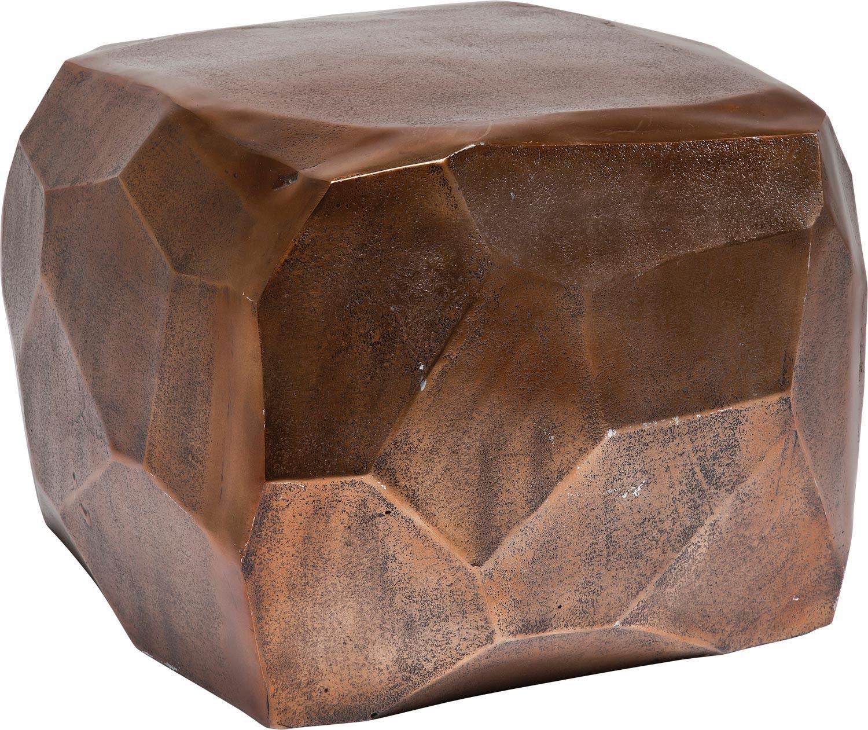 Couchtisch Diamond Copper 56x56cm