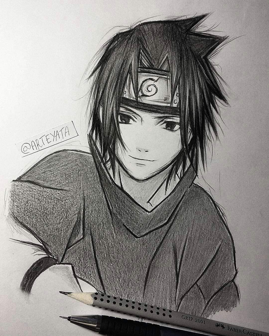 Pin By Eli On Anime With Images Naruto Sketch Sasuke Drawing