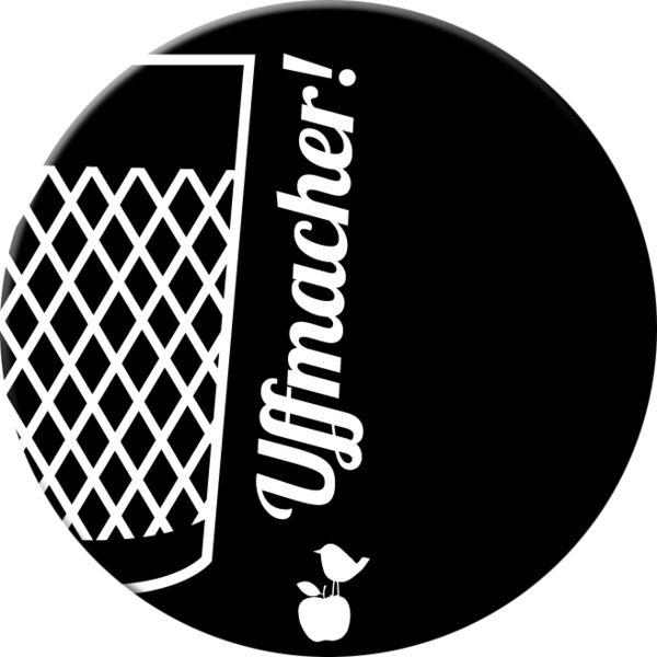 """Flaschenöffner """"Uffmacher"""" - Meine Heimat Hessen von MainSpatzen auf DaWanda.com"""
