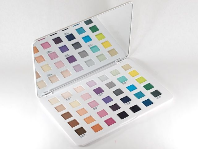 Sephora Pantone Shades of Nature Palette