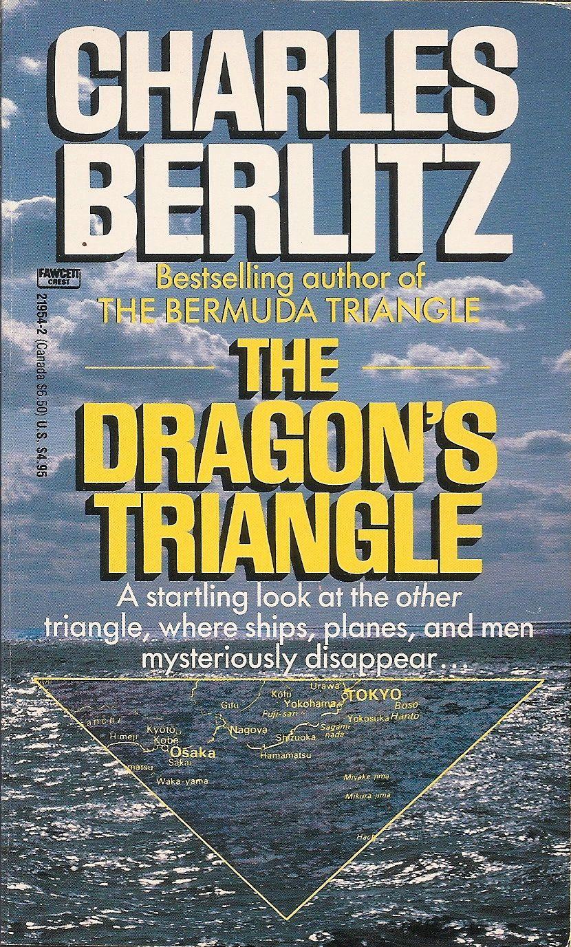 The Bermuda Triangle Book Charles Berlitz