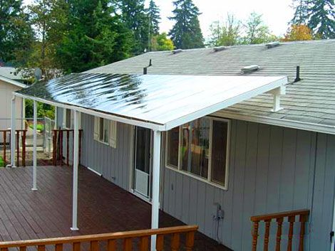 ... Aluminum Patio Cover Designs