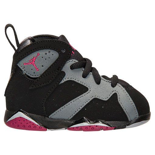 2880635861a Girls' Toddler Air Jordan Retro 7 Basketball Shoes | BabyShoesss ...