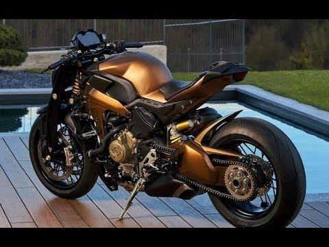 Ducati Panigale V4 - V4SP 2021 - Full Gallery!   MOTOMAG