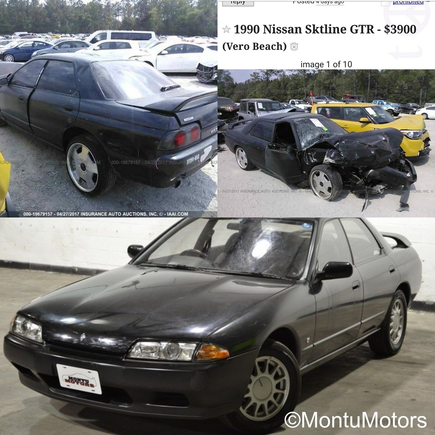 Our customer s nissan skyline is for sale on vero beach fl craigslist if anyone is interested