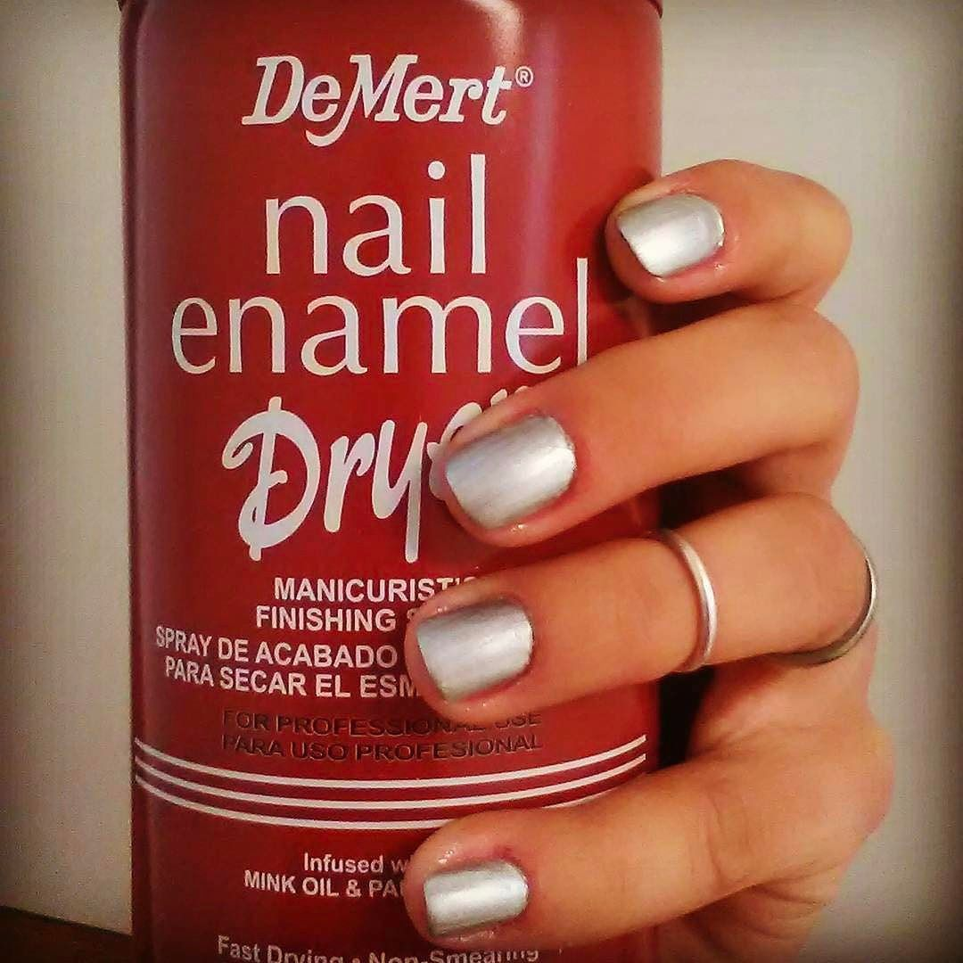 Number One Nail Enamel Dryer in the world! #demertbrands #DeMert ...