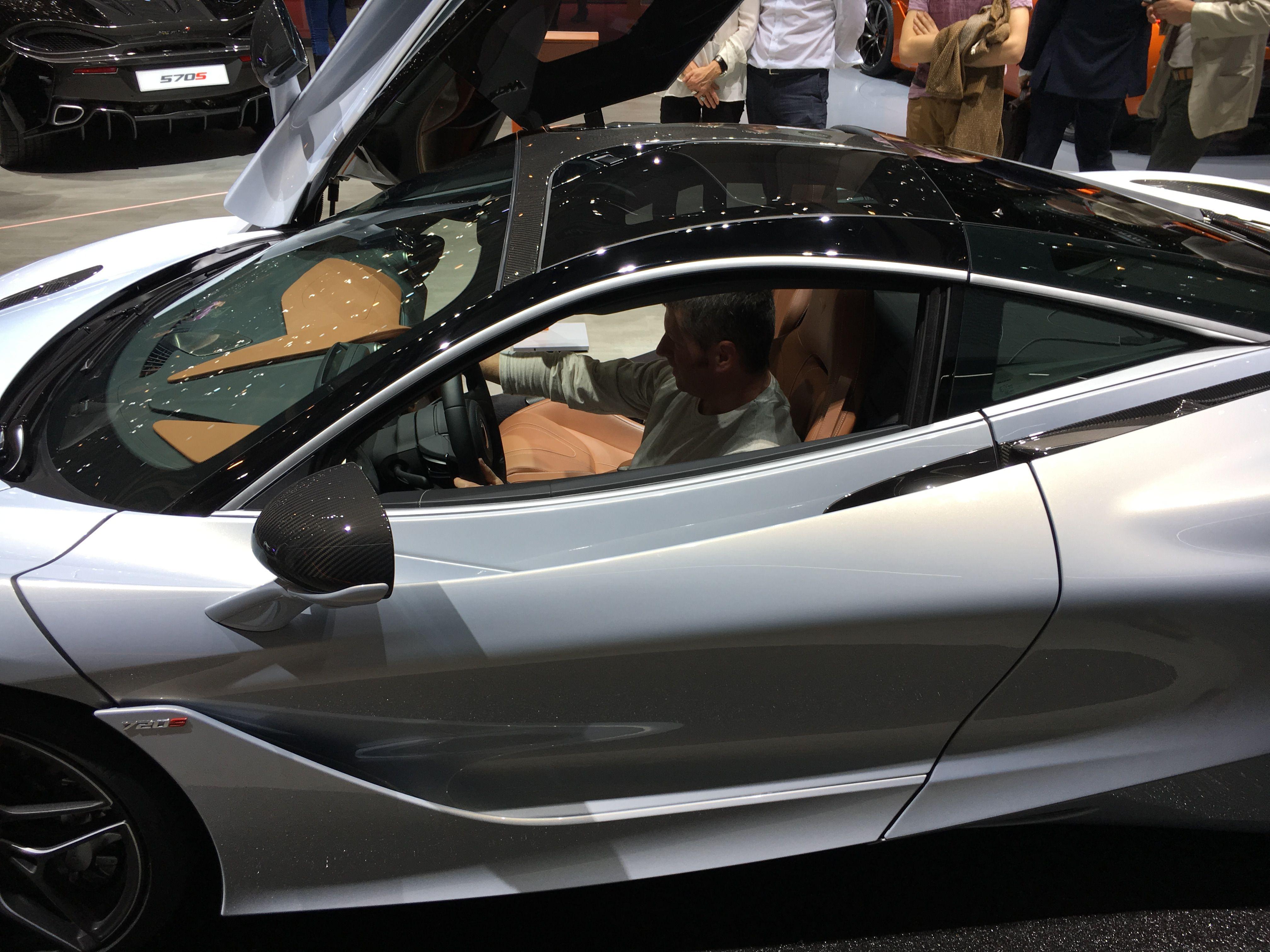 The powerful mclaren p1 cars and vehicle mclaren 720 s salon de geneve 2017 fandeluxe Images