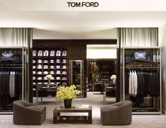 Neiman Marcus NorthPark to open Tom Ford Menswear shop   Retail store  interior, Store design interior, Supermarket design