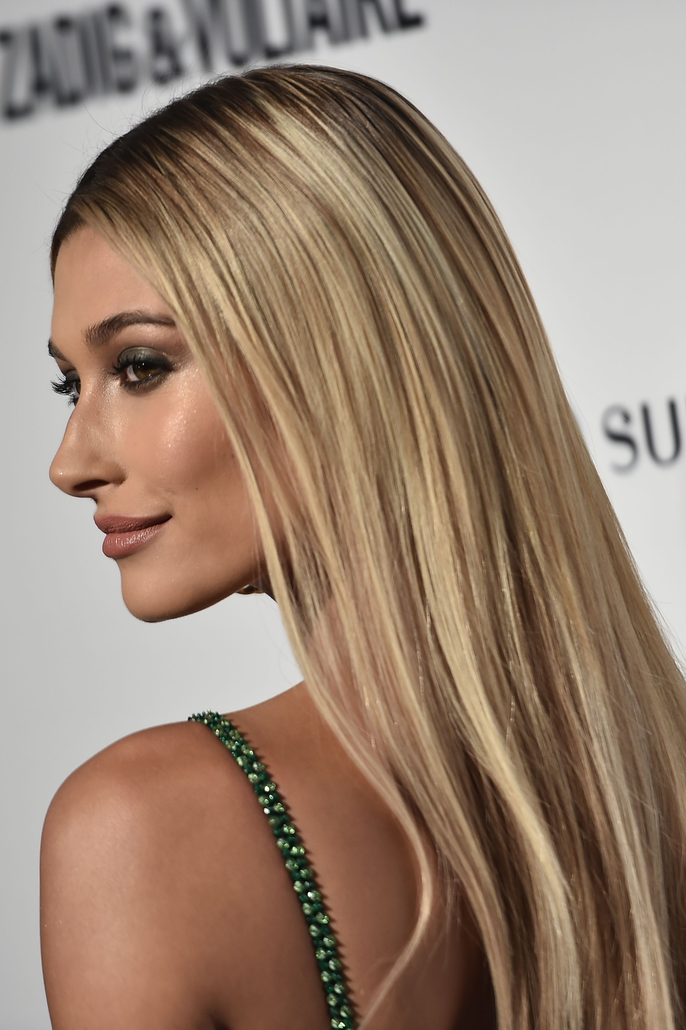 Hailey Baldwin Has a New Neck Tattoo, and Trust Us, You're