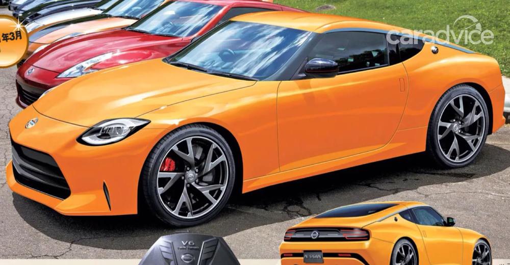 نيسان زد بروتو 2021 الجديدة تماما القوة الضاربة الرياضية بلمسات الماضي الكلاسيكية الرائعة قريبا موقع ويلز Nissan Z Car Bmw Car