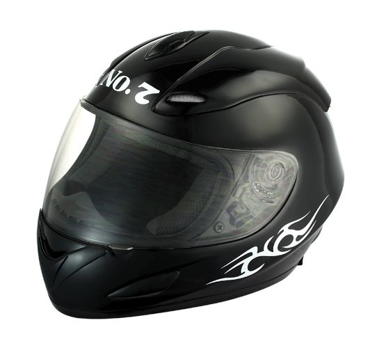 MASEI 802 Matt Black Full Face Motorcycle DOT Helmet FREE SHIPPING US$159