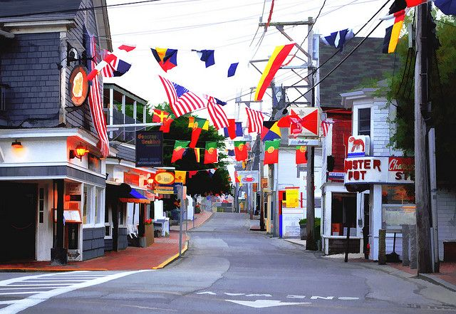 Image result for Provincetown Commercial Street