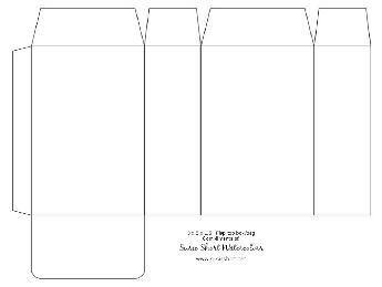 Printable Gift Box Templates Free To Download Print And Make