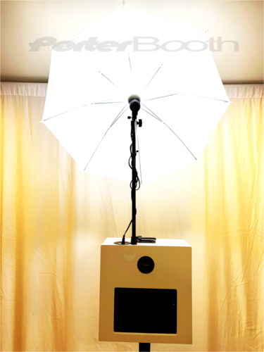 Portable Open Air Photo Booth for Sale. Print, Social