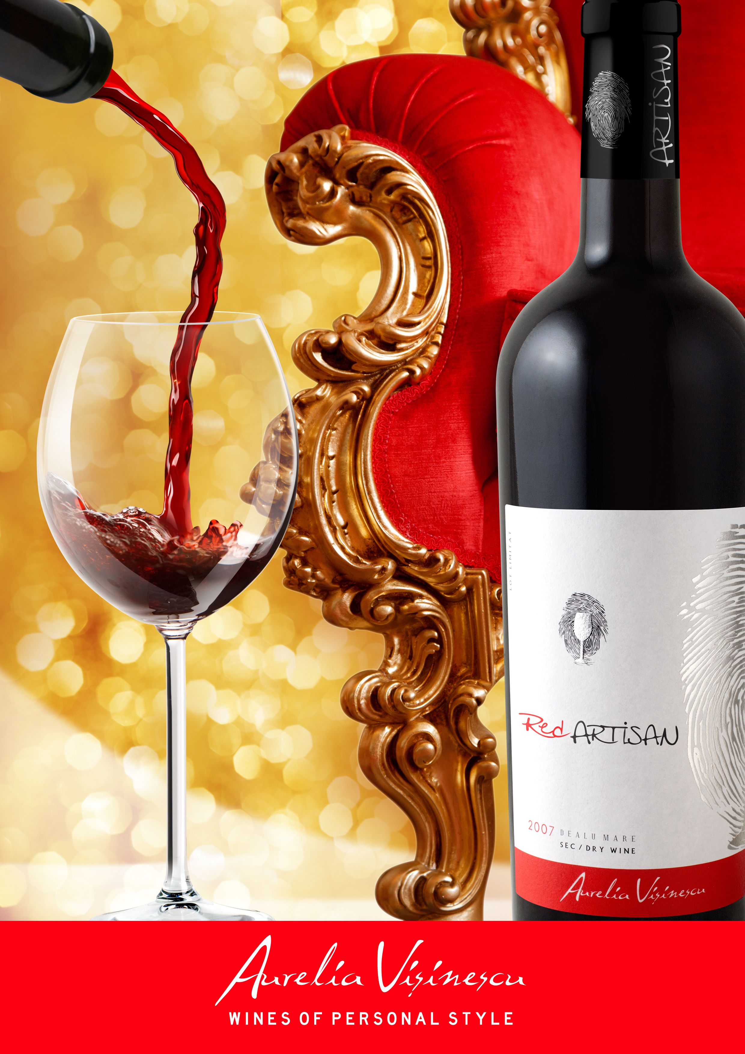 Aurelia Visinescu Wines Wines Red Wine Wine