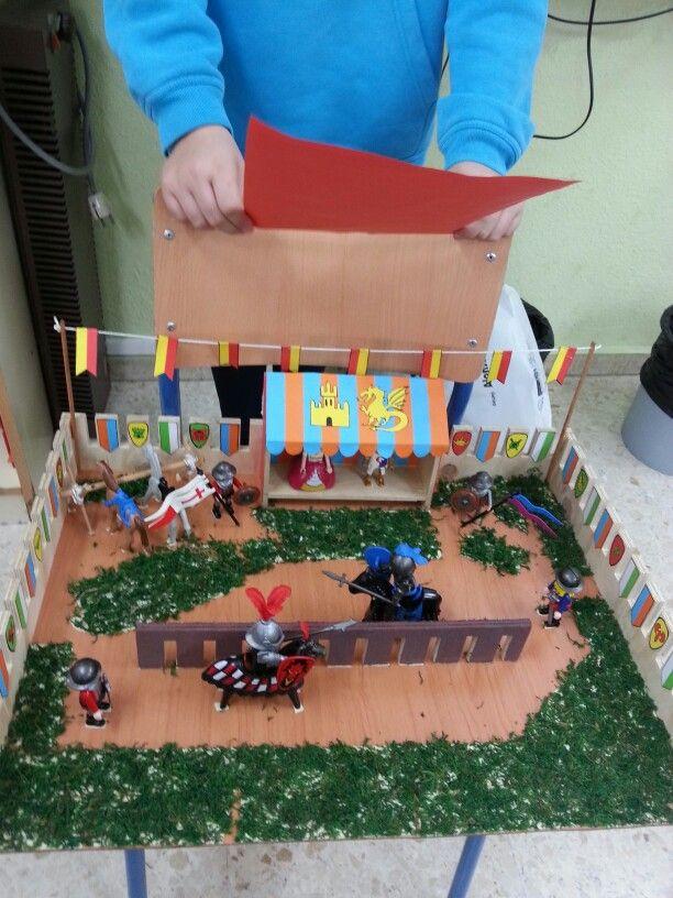 Mi torneo medieval del cole