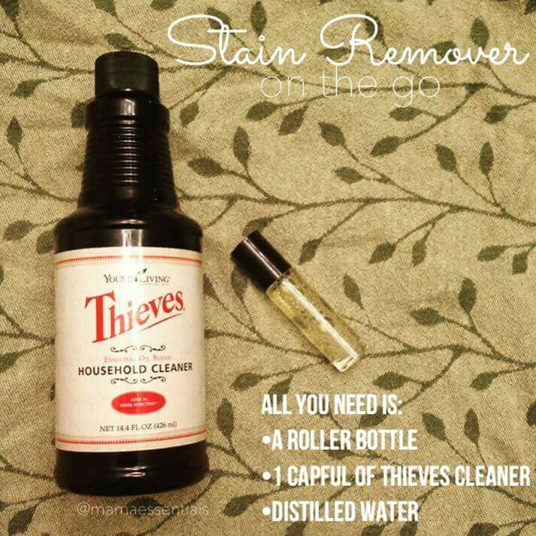 Essential Oil Stain Remover Roller