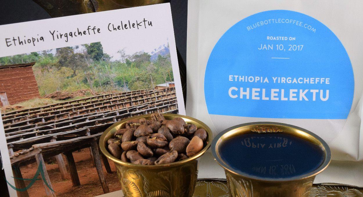Coffee review blue bottle coffees ethiopia yirgacheffe