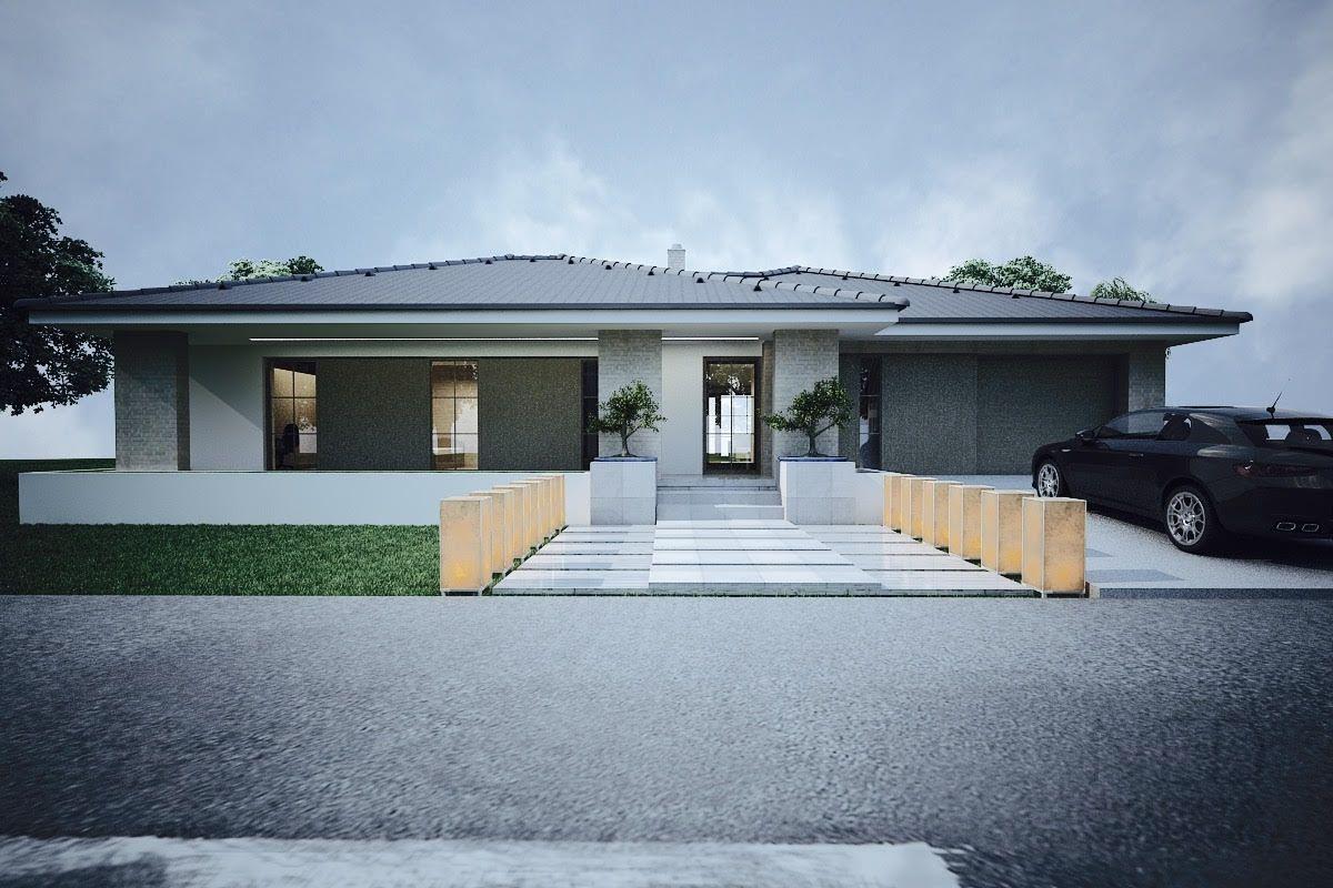 Projekt bungalovu PET je architektpra odvíjajúca sa od projektu SKU. Vylepšená dispozícia a oprtimalizovaný pristor s moderným výzorom a doladenými detail..