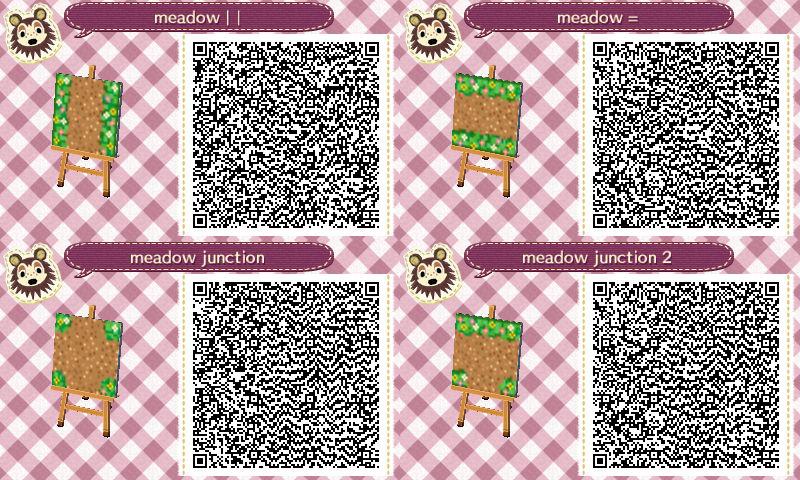 Animal Crossing Qr Codes Stone Pathways