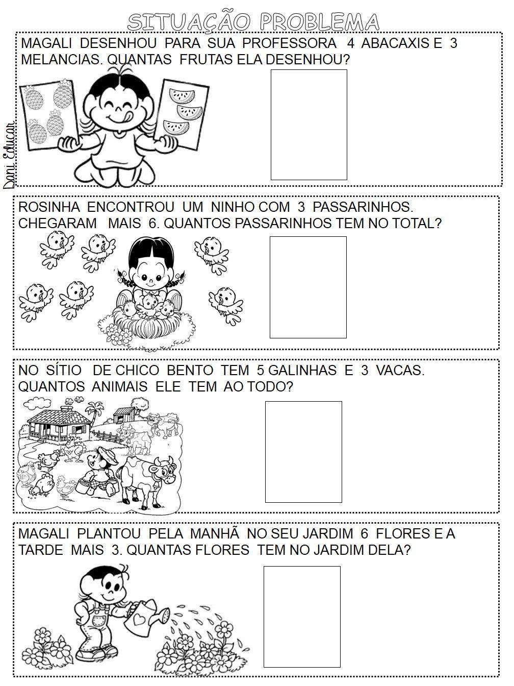 Super atividades sobre educação infantil e fundamental | ATIVIDADES  EL32