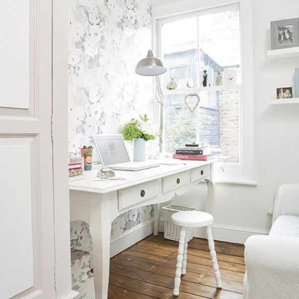 Decorating A Bright White Office: Ideas U0026 Inspiration Good Ideas