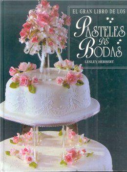 El gran libro de los pasteles de bodas diario elegante de for Gradas decoradas